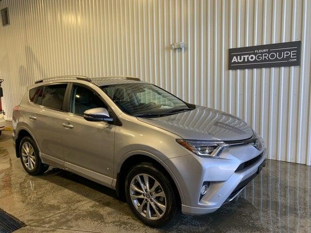 2018 Toyota RAV4 Platinum AWD