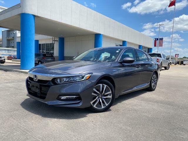 2018 Honda Accord Hybrid EX-L with Navi
