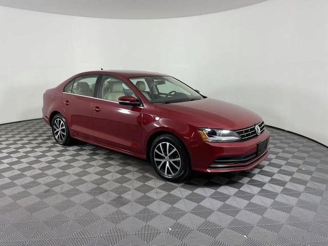2018 Volkswagen Jetta 1.4T SE FWD