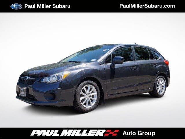 2014 Subaru Impreza 2.0i Premium Hatchback