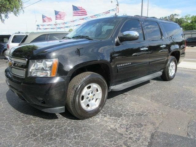 2012 Chevrolet Suburban 1500 LS RWD