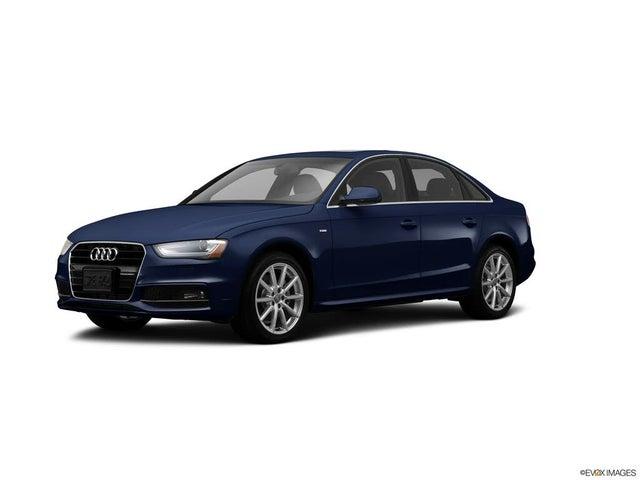 2014 Audi A4 2.0T Prestige FWD