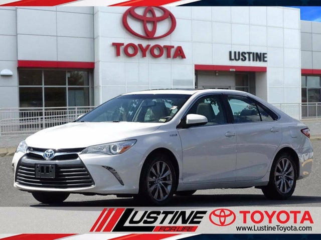 2015 Toyota Camry Hybrid XLE FWD
