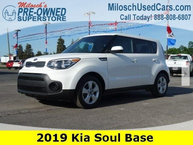 2019 Kia Soul Base FWD