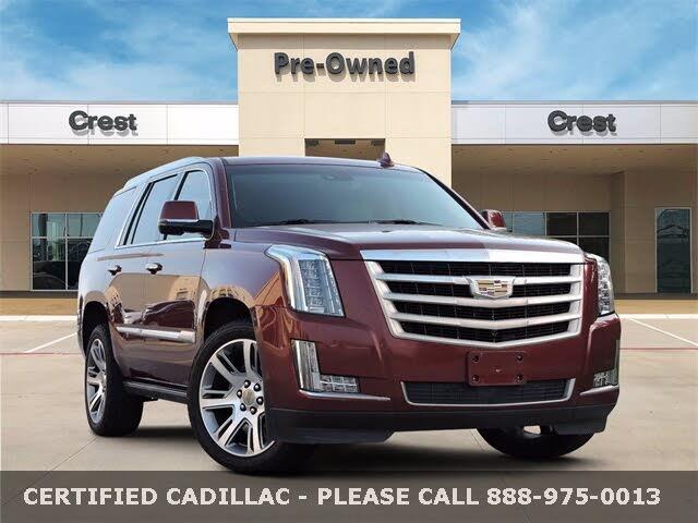 2016 Cadillac Escalade Premium RWD