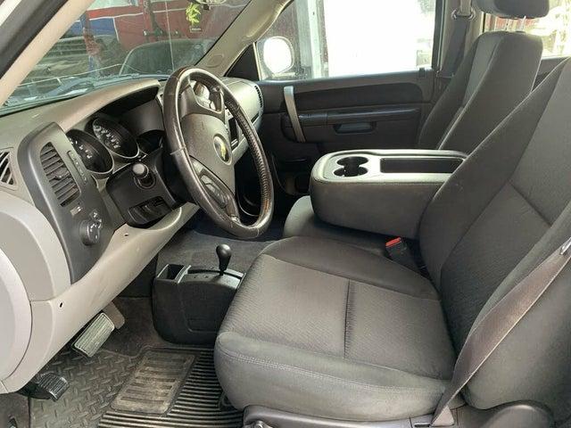 2013 Chevrolet Silverado 1500 LS Crew Cab 4WD