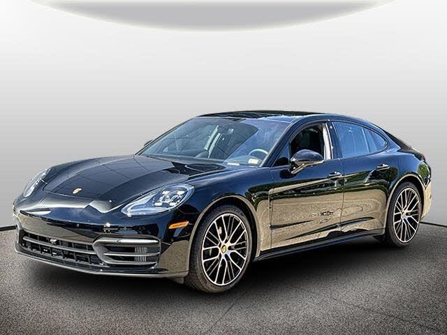 2021 Porsche Panamera 4 AWD