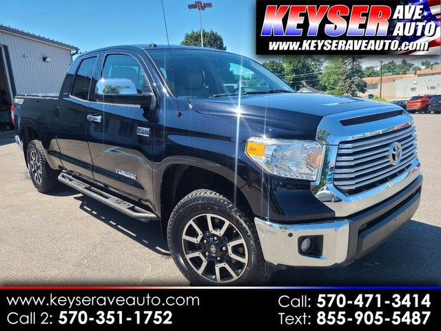 2014 Toyota Tundra Limited Double Cab 5.7L 4WD