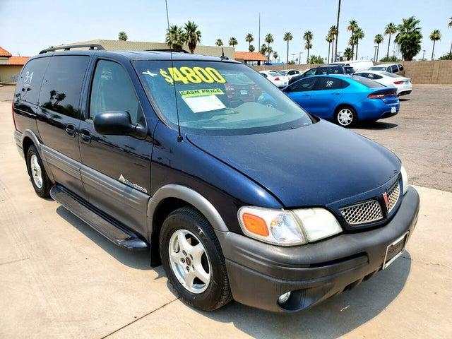 2004 Pontiac Montana SE Extended