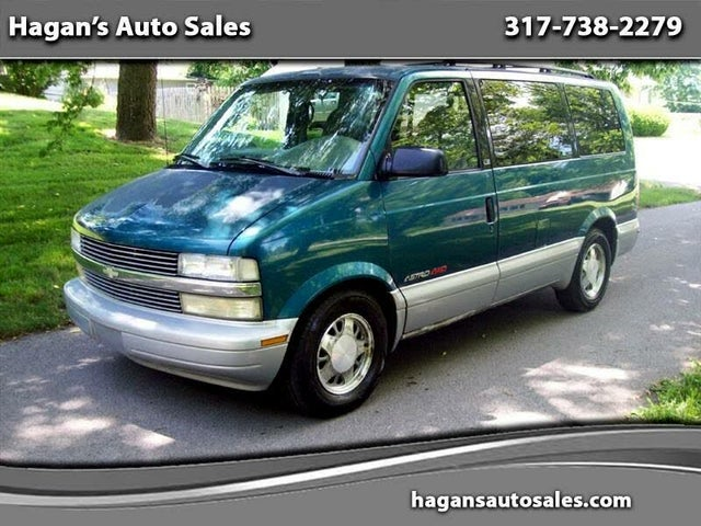 1998 Chevrolet Astro Extended AWD