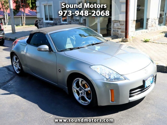 2006 Nissan 350Z Grand Touring Roadster