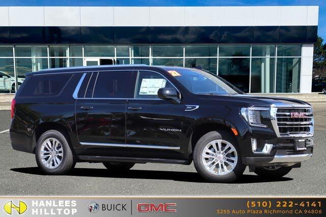 2021 GMC Yukon XL SLT RWD