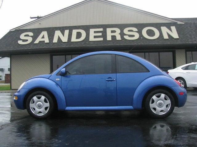 2001 Volkswagen Beetle GLS 2.0