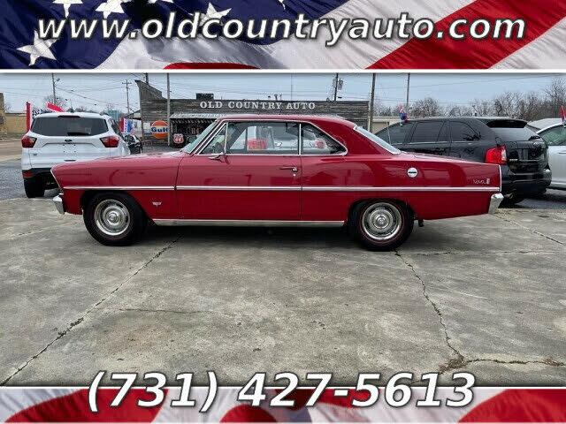 1967 Chevrolet Chevy Van