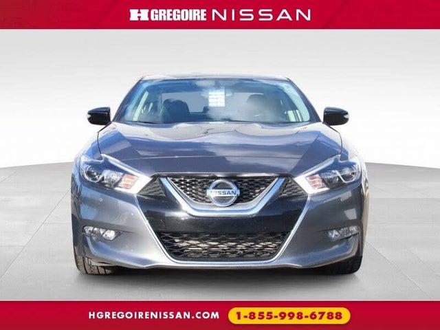 2017 Nissan Maxima SV FWD