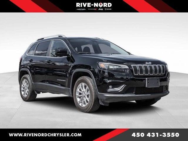 2019 Jeep Cherokee North 4WD