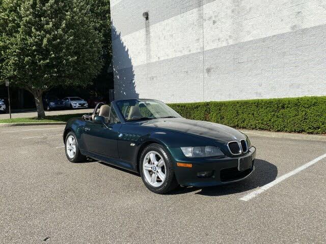 2000 BMW Z3 2.3 Roadster RWD