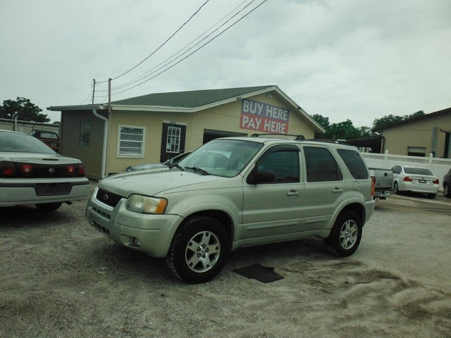 2004 Ford Escape Limited FWD