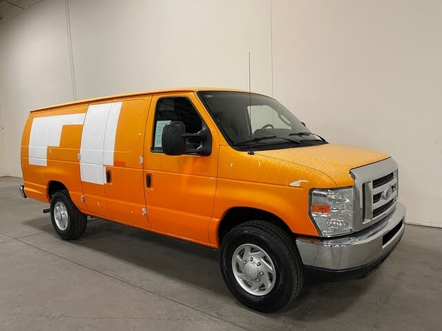 2014 Ford E-Series E-250 Extended Cargo Van