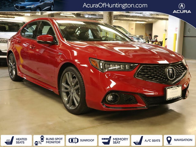 2019 Acura TLX A-Spec FWD with Technology Package