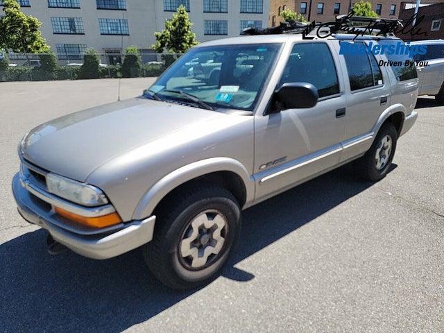 2002 Chevrolet Blazer LS 4-Door 4WD