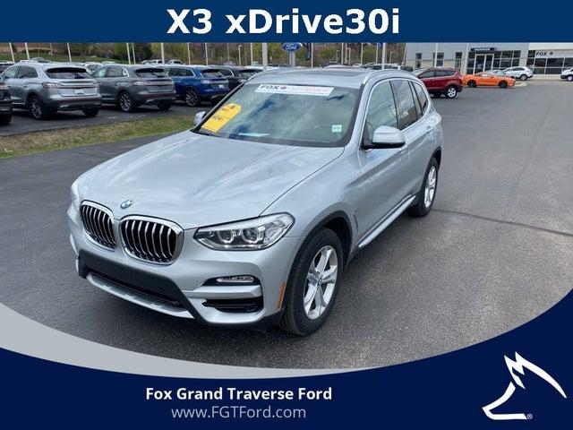 2019 BMW X3 xDrive30i AWD