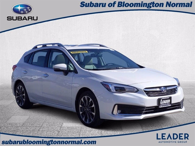 2021 Subaru Impreza Limited Wagon AWD