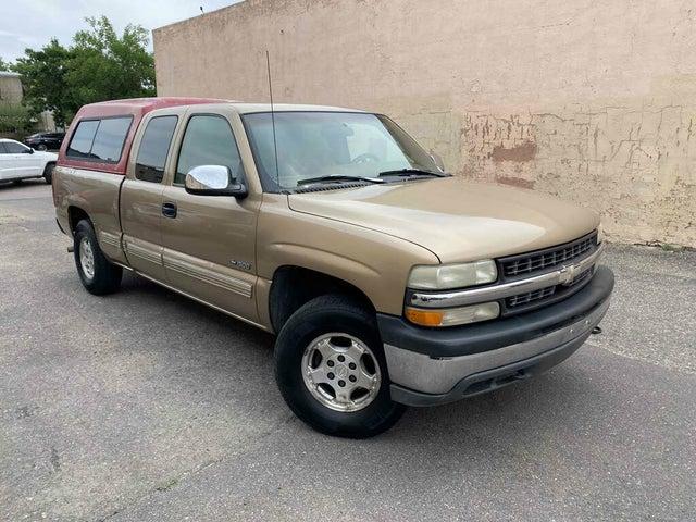 1999 Chevrolet Silverado 1500 LS Extended Cab 4WD