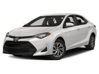 2018 Toyota Corolla XLE