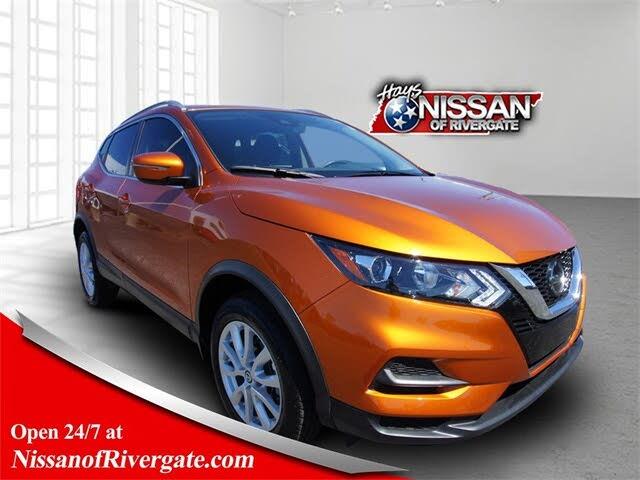 2020 Nissan Rogue Sport SV FWD
