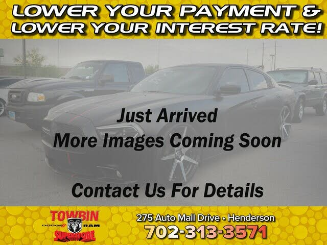 2013 Dodge Charger SE RWD