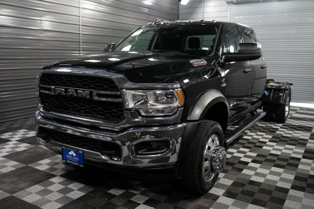 2019 RAM 5500 Chassis Tradesman Crew Cab DRW 4WD