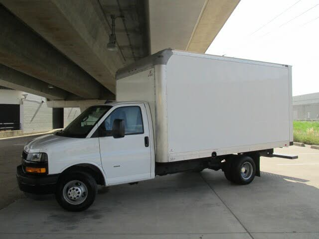 2020 Chevrolet Express Chassis 3500 Cutaway