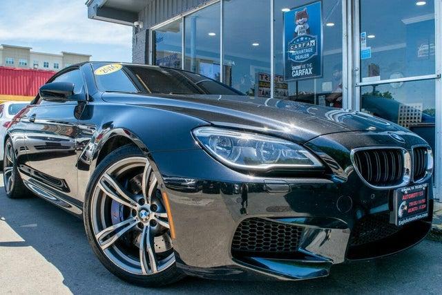 2016 BMW M6 Convertible RWD