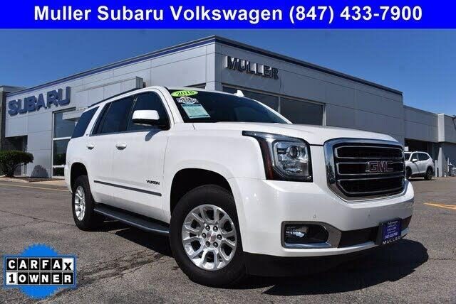 2018 GMC Yukon SLT 4WD