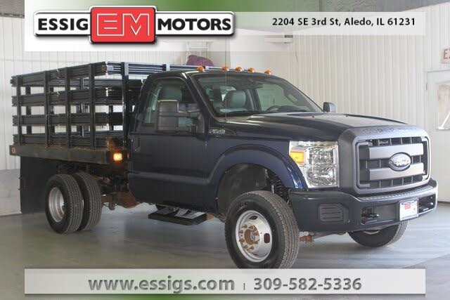 2012 Ford F-350 Super Duty Chassis XL DRW LB 4WD