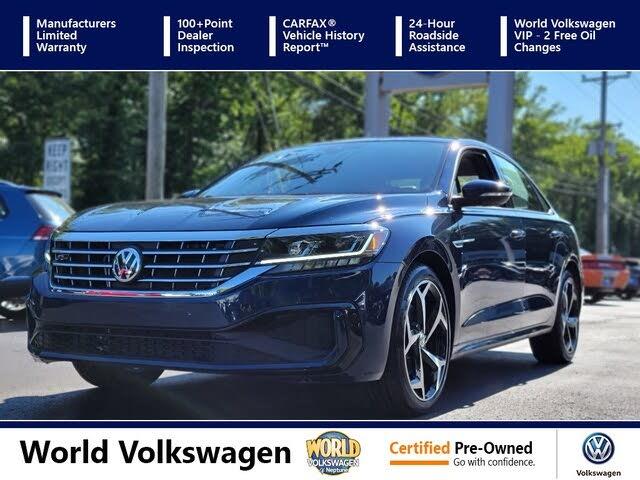 2021 Volkswagen Passat 2.0T R-Line FWD
