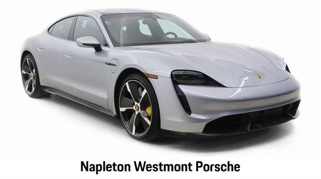2020 Porsche Taycan Turbo S AWD