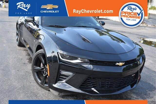 2017 Chevrolet Camaro 2SS Coupe RWD