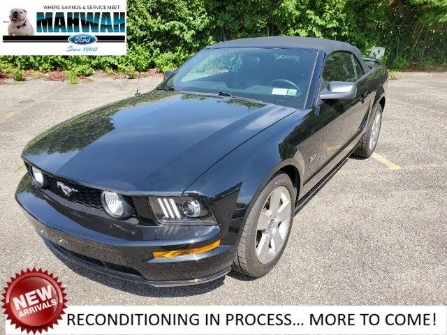 2006 Ford Mustang GT Premium Convertible RWD