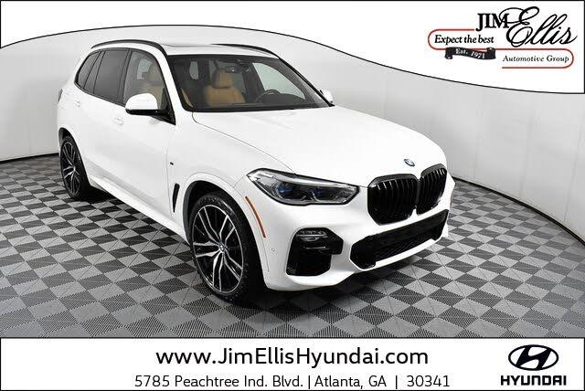 2021 BMW X5 sDrive40i RWD