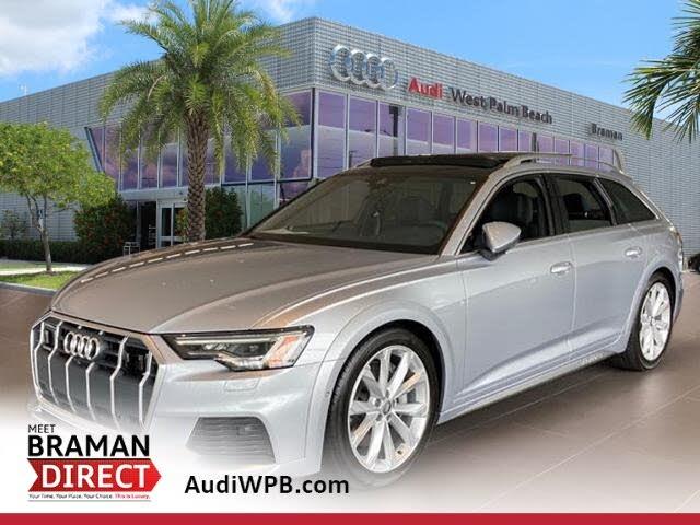2020 Audi A6 Allroad 3.0T quattro Premium Plus AWD