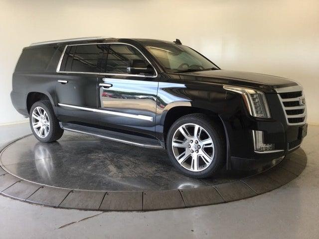 2016 Cadillac Escalade ESV Luxury RWD