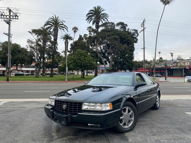 1996 Cadillac Seville STS FWD