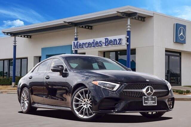 2019 Mercedes-Benz CLS-Class CLS 450 RWD