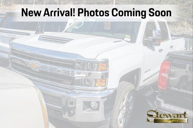 2019 Chevrolet Silverado 2500HD LTZ Crew Cab 4WD