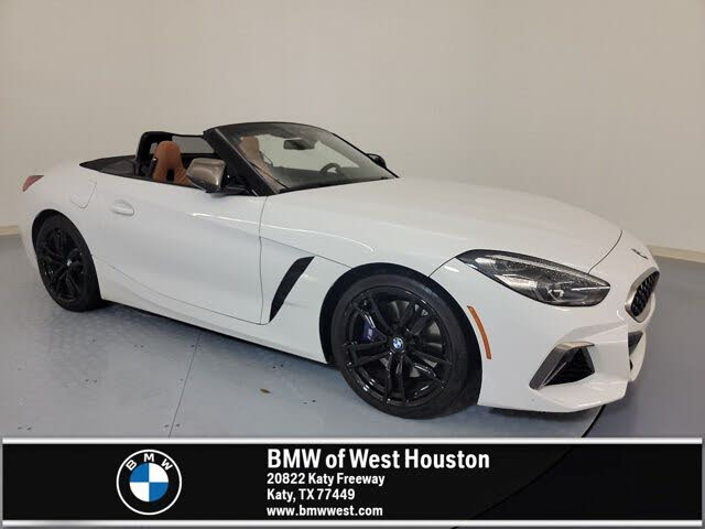 2020 BMW Z4 M40i RWD