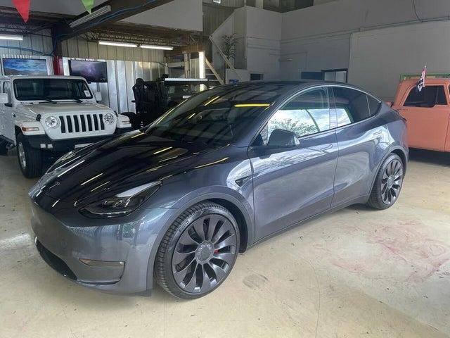 2021 Tesla Model Y Performance AWD