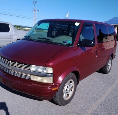 2005 Chevrolet Astro Extended RWD