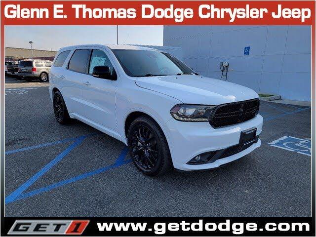 2016 Dodge Durango R/T RWD